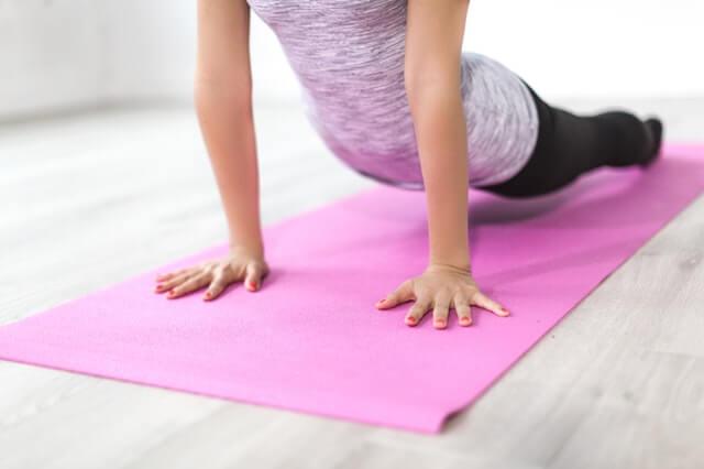 regular exercise for fertility